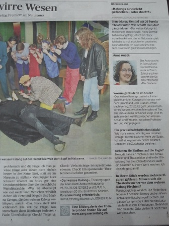 AZ Artikel Theater